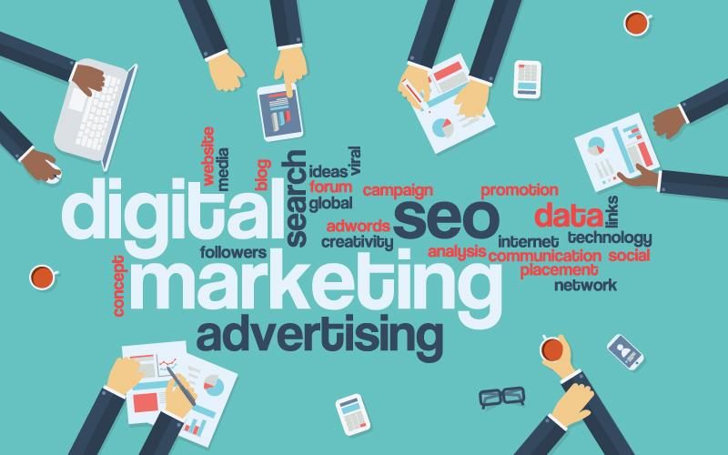 دیجیتال مارکتینگ ( بازاریابی دیجیتال ) - Digital Marketing