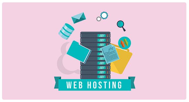 میزبانی وب سایت در اینترنت