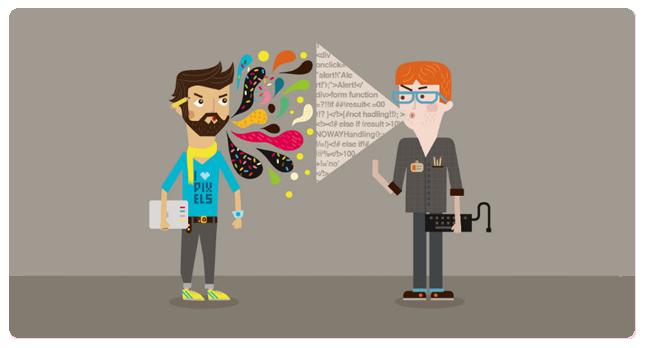 چگونه یک طراح توسعه دهنده ی وب خوب پیدا کنیم؟