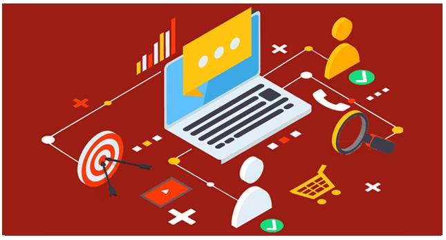 استراتژی بازاریابی در محیط وب