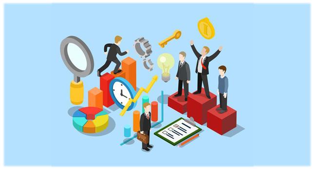 تدوین استراتژی و بازاریابی کسب و کار